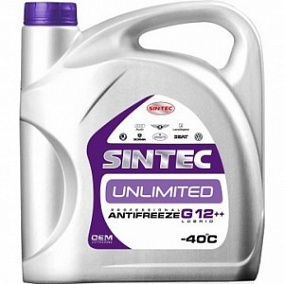 Sintec ANTIFREEZE UNLIMITED (5кг)